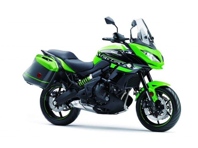 Kawasaki VERSYS 650 ABS LT SE - 2018