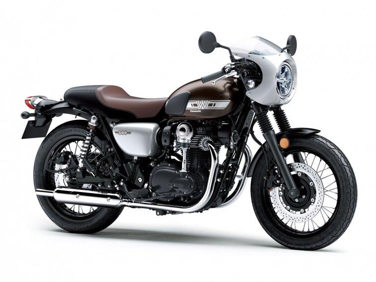 2019 Kawasaki W800 CAFE W800 CAFE