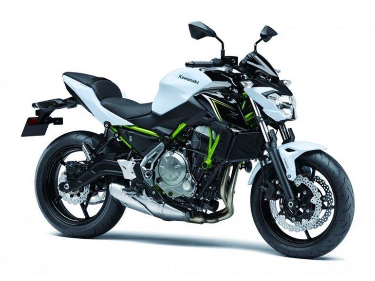 Kawasaki Z650 ABS - 2017