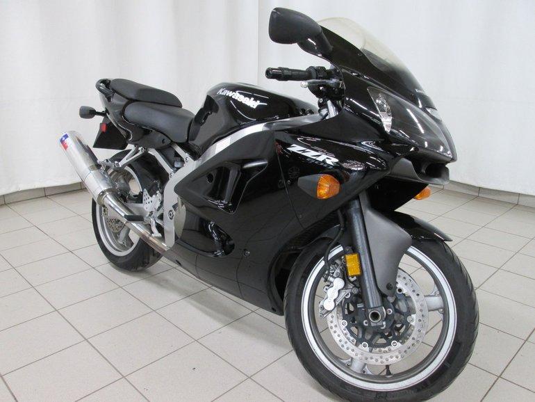 Kawasaki ZZR600  2008