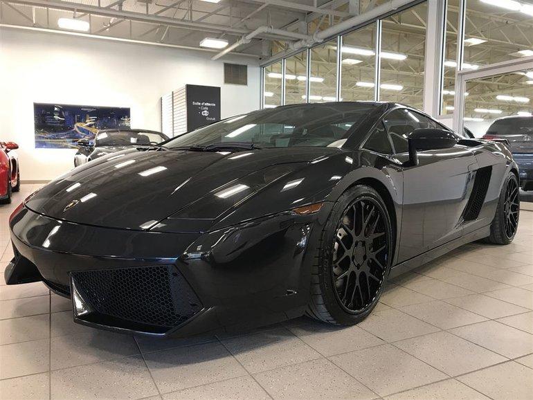 2005 Lamborghini Gallardo VENDU/SOLD