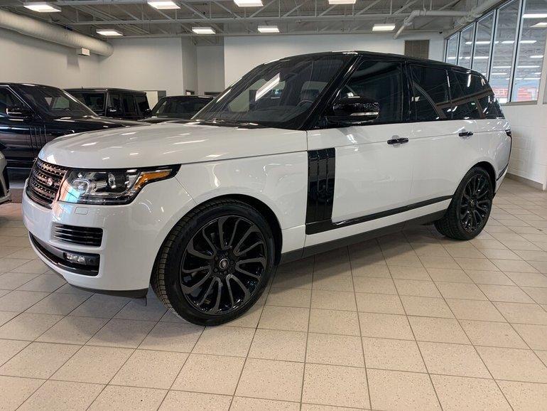 Land Rover Range Rover Td6 HSE VENDU/SOLD 2017