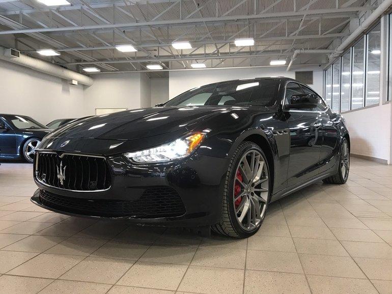 Maserati Ghibli S Q4 VENDU/SOLD 2016
