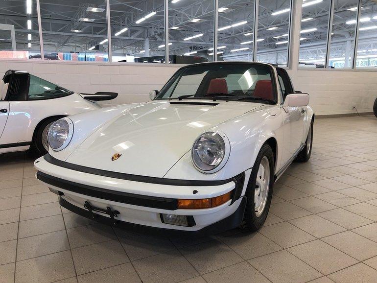 Porsche 911 Targa 1986
