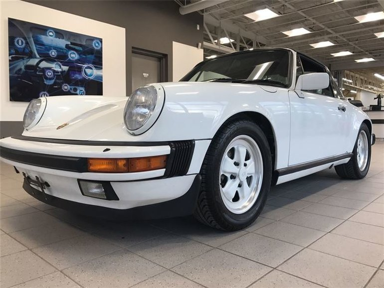 Used 1986 Porsche 911 Targa - $99000.0 | S&H Leasing