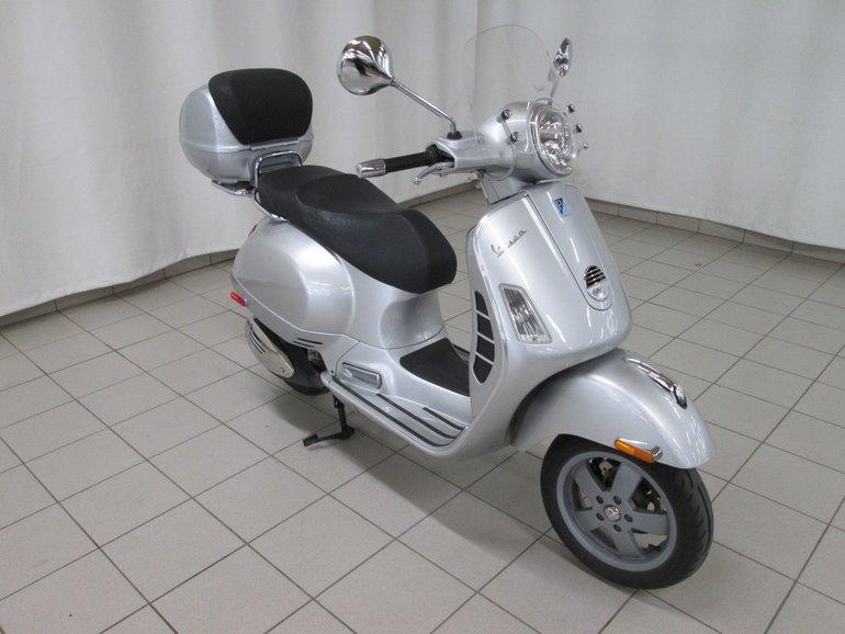 2009 Vespa GTS 250