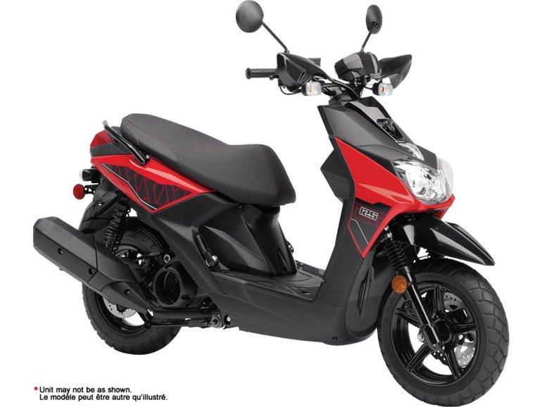 2018 Yamaha BWS 125 -