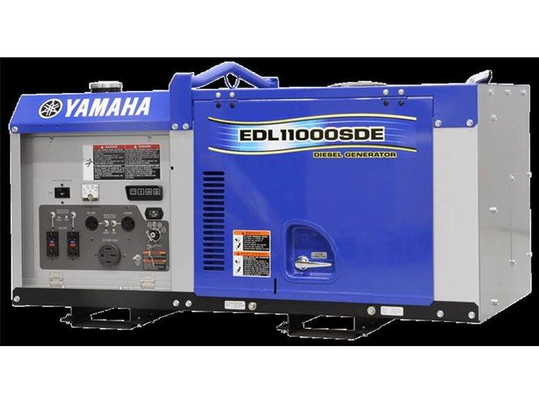Yamaha EDL11000SDE DIESEL 2018