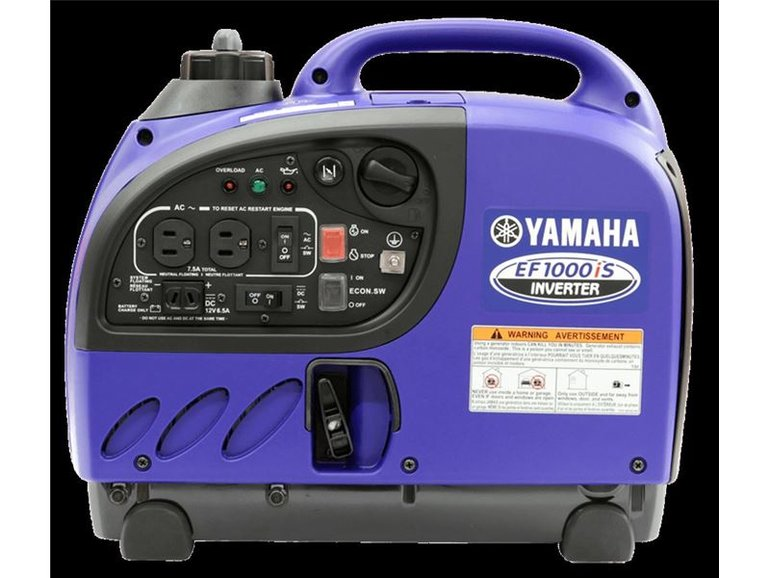 Yamaha EF1000is INVERTER 2018