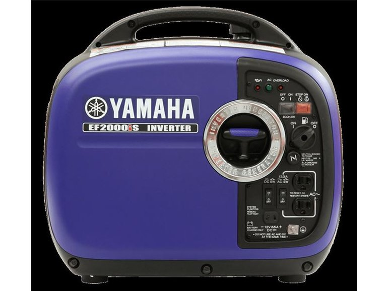 2018 Yamaha EF2000iS INVERTER