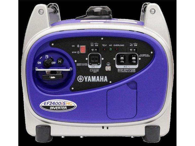 Yamaha EF2400iSHC INVERTER 2019
