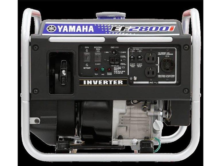 Yamaha EF2800i INVERTER 2017