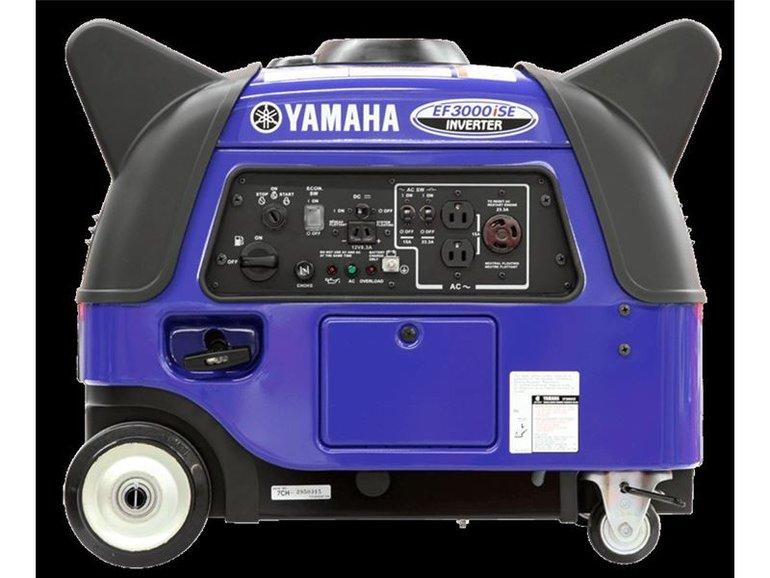 2018 Yamaha EF3000ISE INVERTER