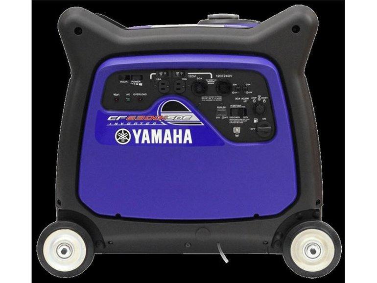 Yamaha EF6300ISDE INVERTER 2019