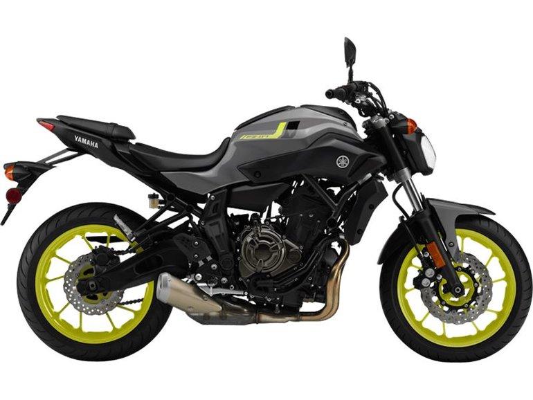 Yamaha FZ-07 Fz-07 2017