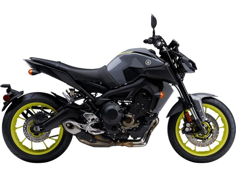 Yamaha FZ-09 ABS 2017