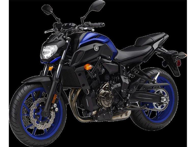 Yamaha MT-07 - 2018