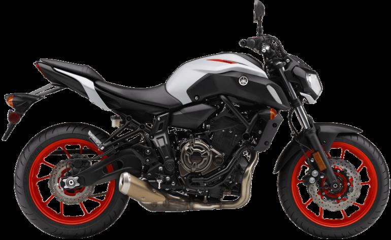 2019 Yamaha MT-07 ABS