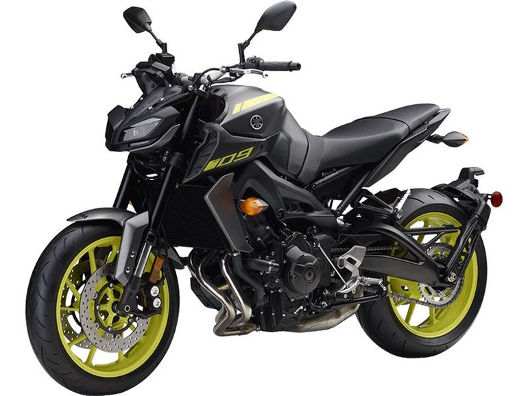 Yamaha MT-09 SPECIAL EDITION 2018