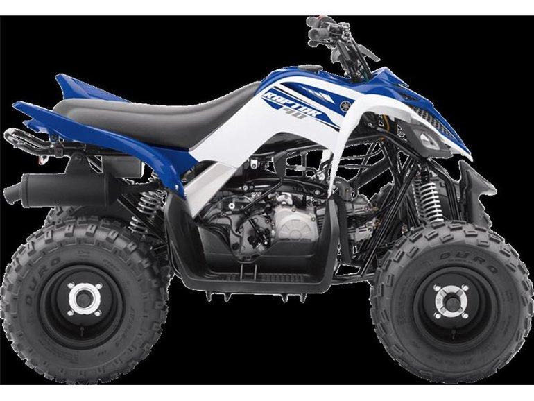 2018 Yamaha Raptor 90 -
