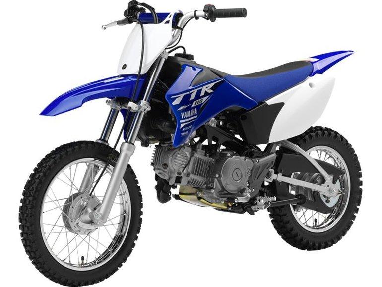 Yamaha TT-R110E - 2018