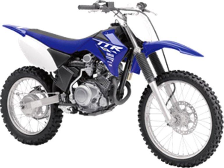 Yamaha TT-R125LE - 2018