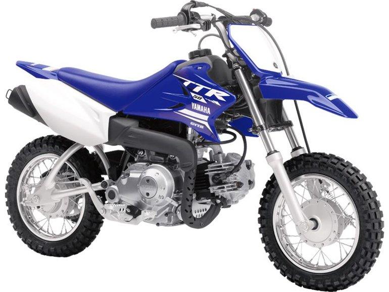 2018 Yamaha TT-R50E -