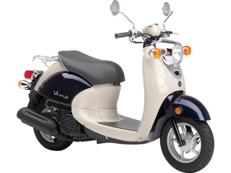 2018 Yamaha VINO 50 -