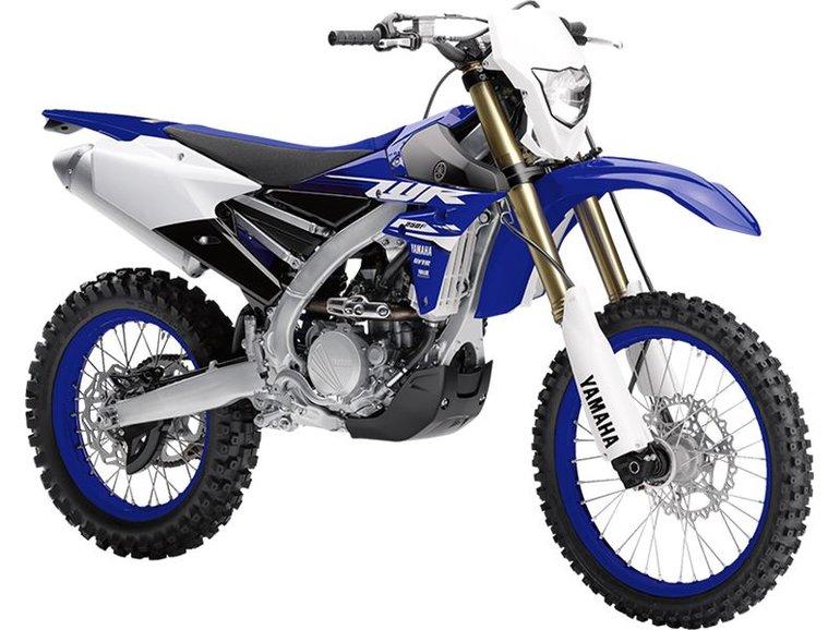 2018 Yamaha WR250F WR250FJL