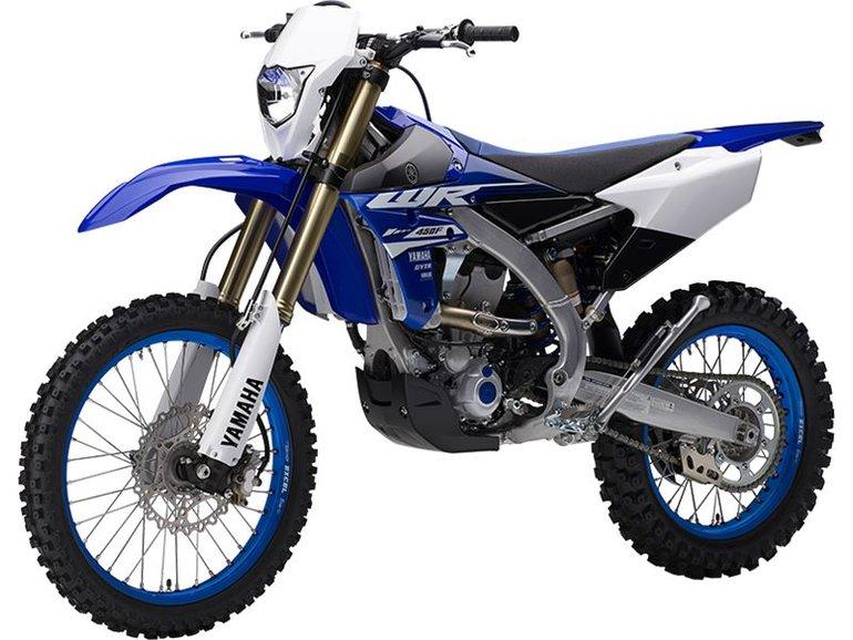 Yamaha WR450F - 2018