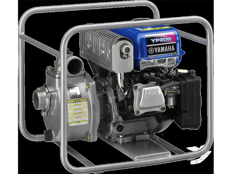 Yamaha YP20GY (2 INCHES) WATER PUMP 2017