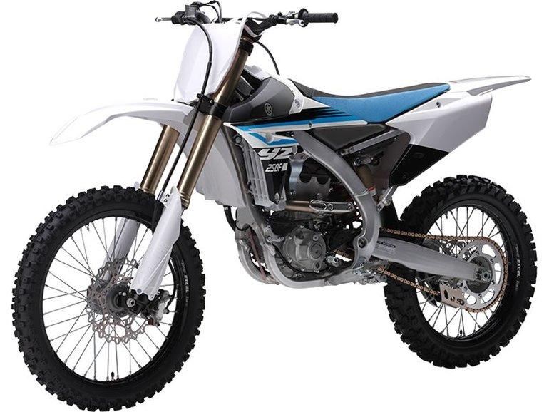 Yamaha YZ250F - 2018