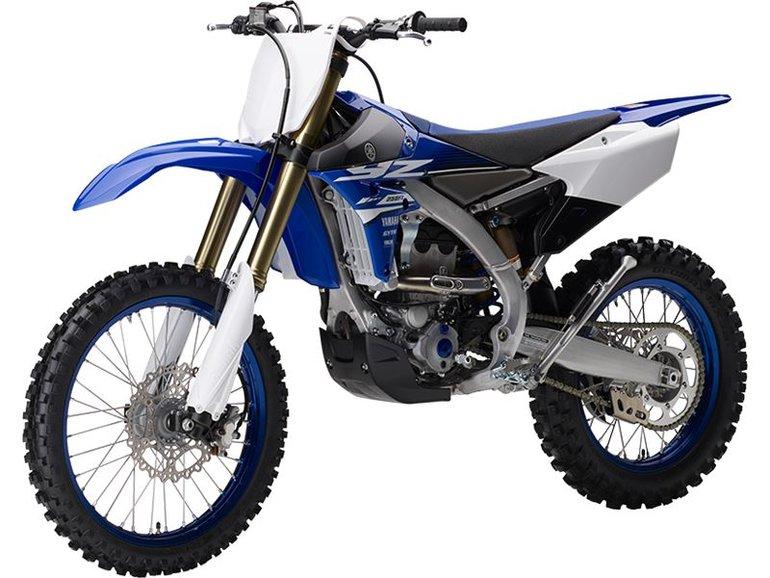 2018 Yamaha YZ250FX -