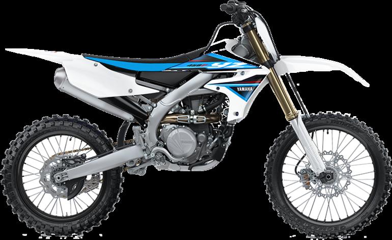 2019 Yamaha YZ450FKW