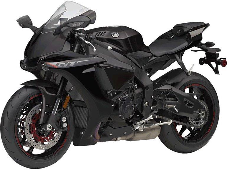 2018 Yamaha YZF-R1 Super Sport -