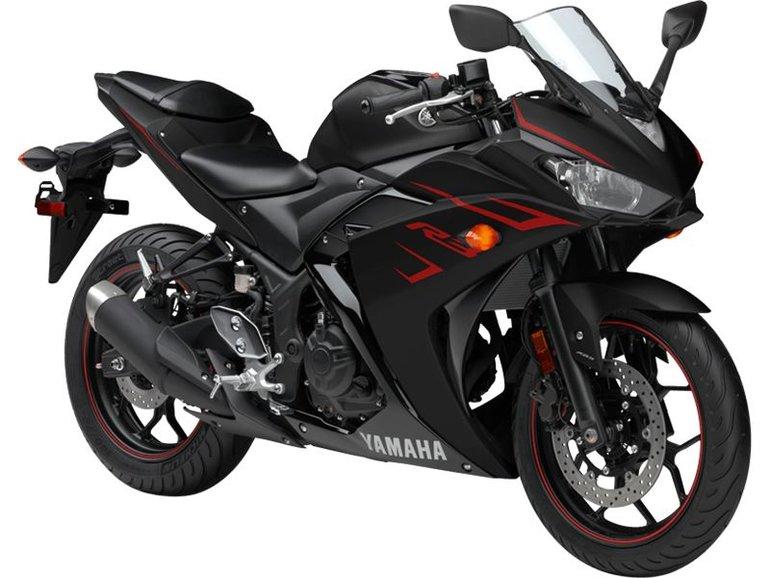 2017 Yamaha YZF-R3 ABS -