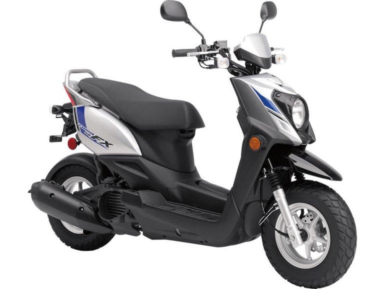 Yamaha ZUMA X - 2018