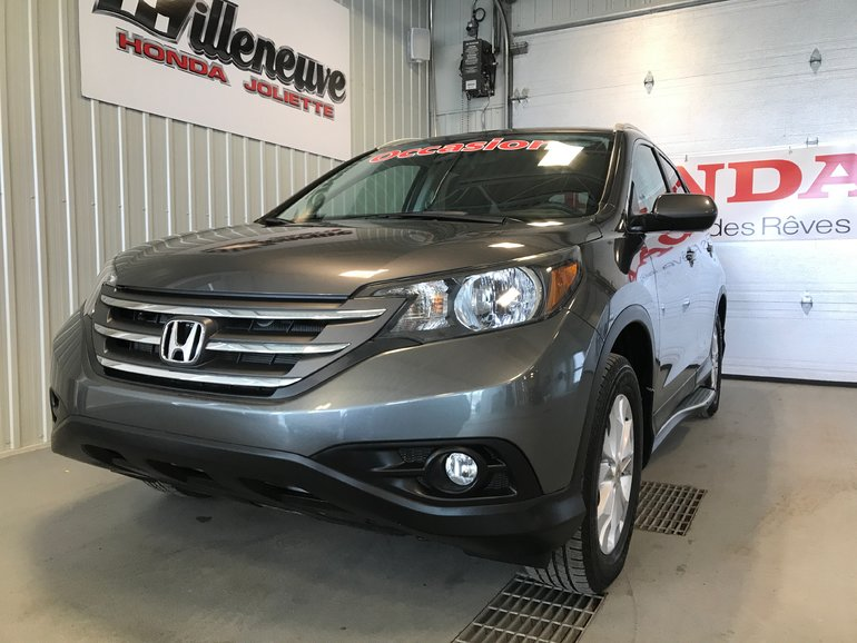 Honda CR-V EX AWD toit mags bluetooth 2014