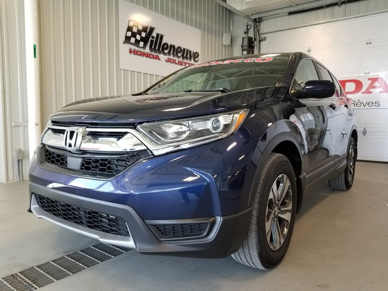 2017 Honda CR-V LX AWD nouveau modèle