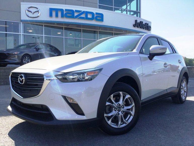 2019 Mazda CX-3 GS-LUXE   4X4   TOIT   BAS KILO