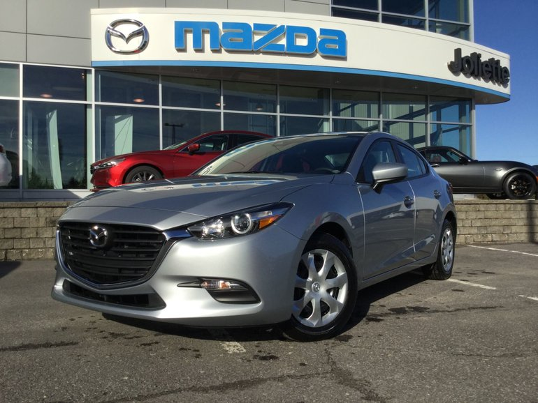 Mazda MAZDA3 GX GX, GROUPE CONFORT ET COMMODITÉ 2018