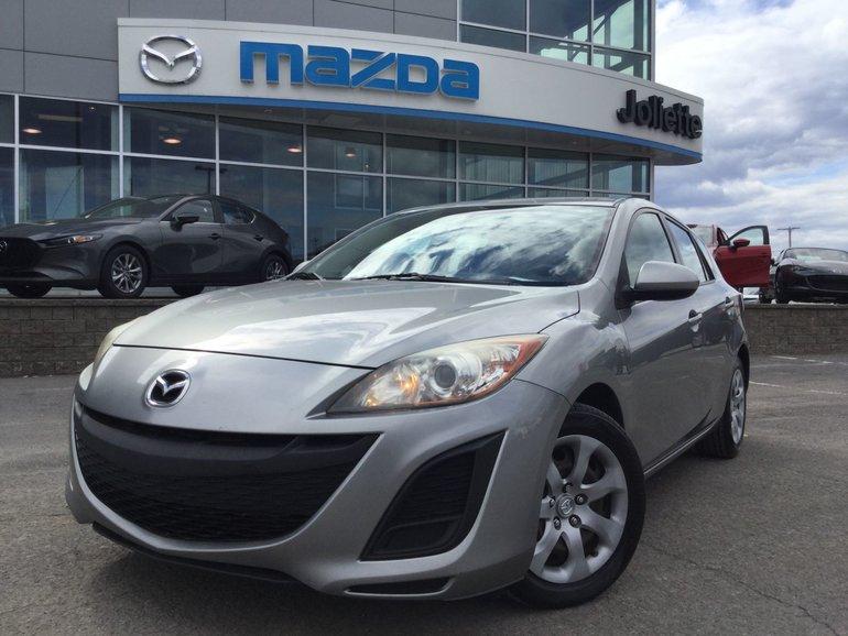 2011  Mazda3 GX | AUTOMATIQUE