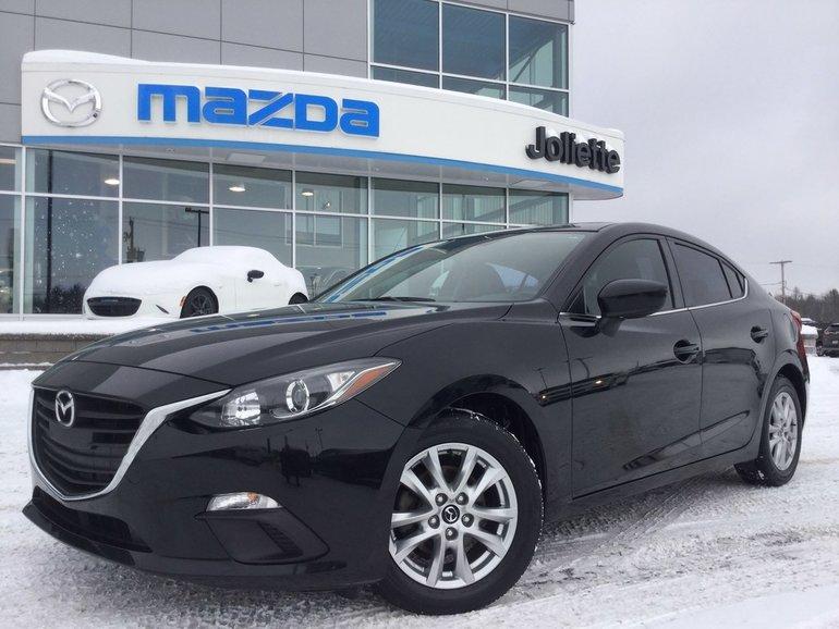 Mazda Mazda3 GS-SKY, Sièges chauffants, Caméra 2014