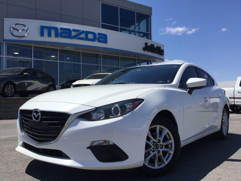 Mazda3 GS    GARANTIE COMPLÈTE 5 ANS 2016