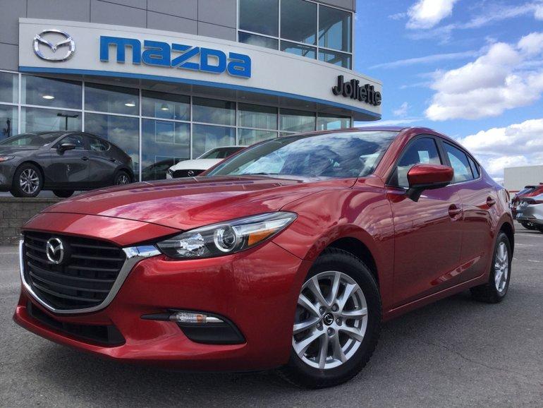 2018  Mazda3 50em Anniversaire | SYSTÈME BOSE