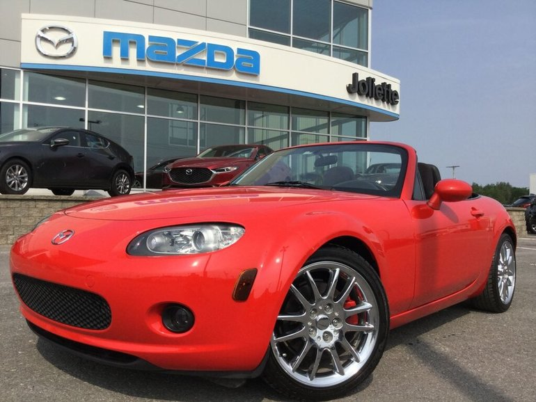 2006 Mazda MX-5 DÉCAPOTABLE   A/C   MANUELLE