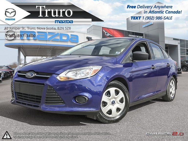 used 2012 ford focus 35 wk tax in one owner a c manual fresh rh truromazda com 2012 ford focus sel service manual 2012 ford focus owner manual