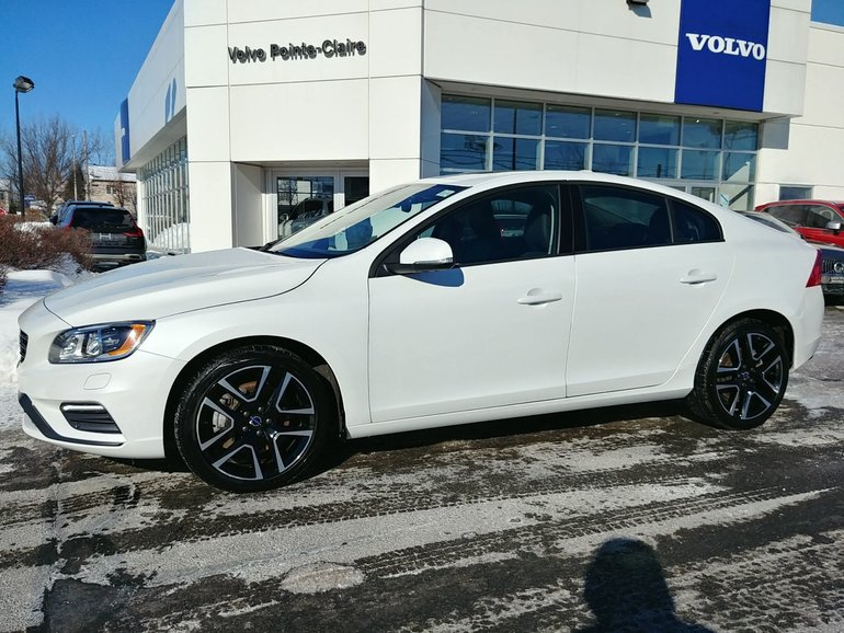 2018 Volvo S60 T5 Dynamic-0.9% Financement Disponible!