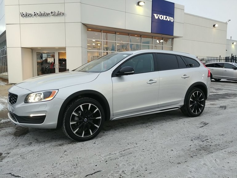2018 Volvo V60 Cross Country T5 Premier-0.9% FINANCEMENT DISPONIBLE!