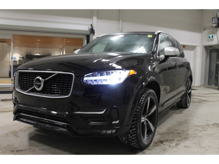 2016 Volvo XC90 T6 R-Design CERTIFIED 6 years or 160 000 KM